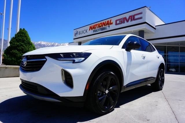 2021 Buick Envision Vehicle Photo in American Fork, UT 84003
