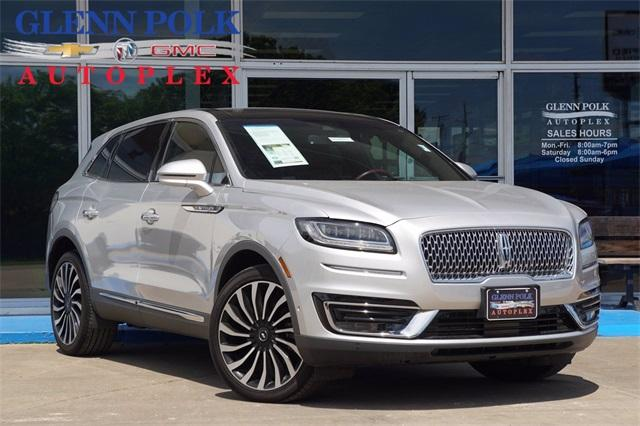 2019 LINCOLN Nautilus Vehicle Photo in Gainesville, TX 76240