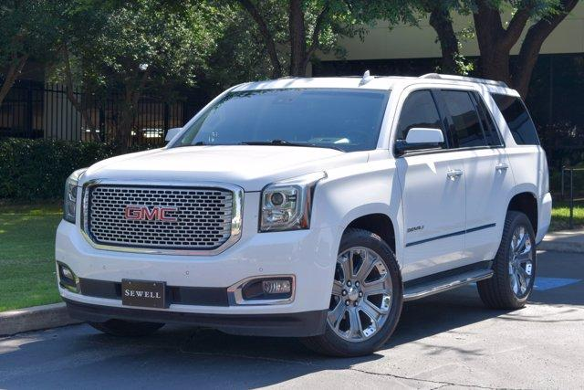 2015 GMC Yukon Vehicle Photo in Dallas, TX 75209