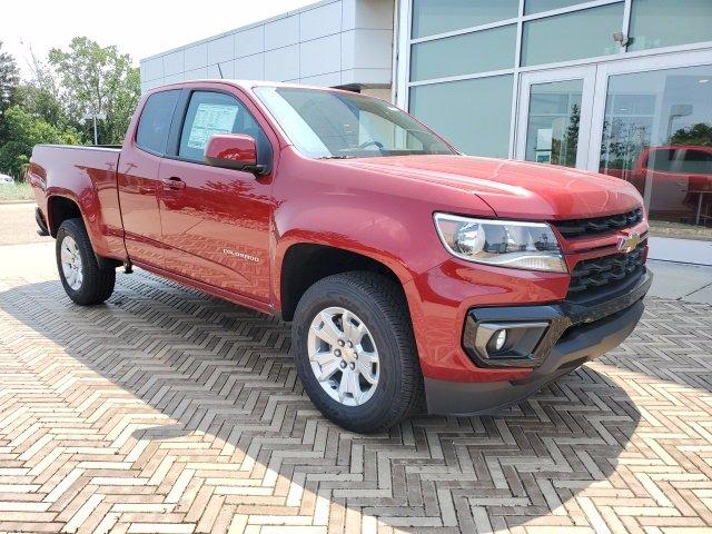 2021 Chevrolet Colorado Vehicle Photo in ALLIANCE, OH 44601-4622