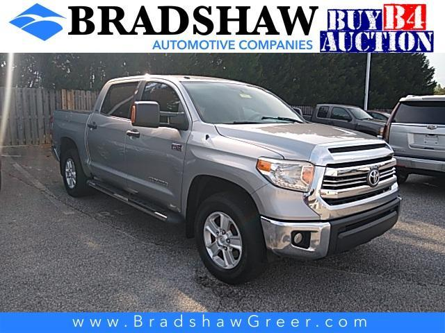 2014 Toyota Tundra 4WD Truck Vehicle Photo in Greer, SC 29651