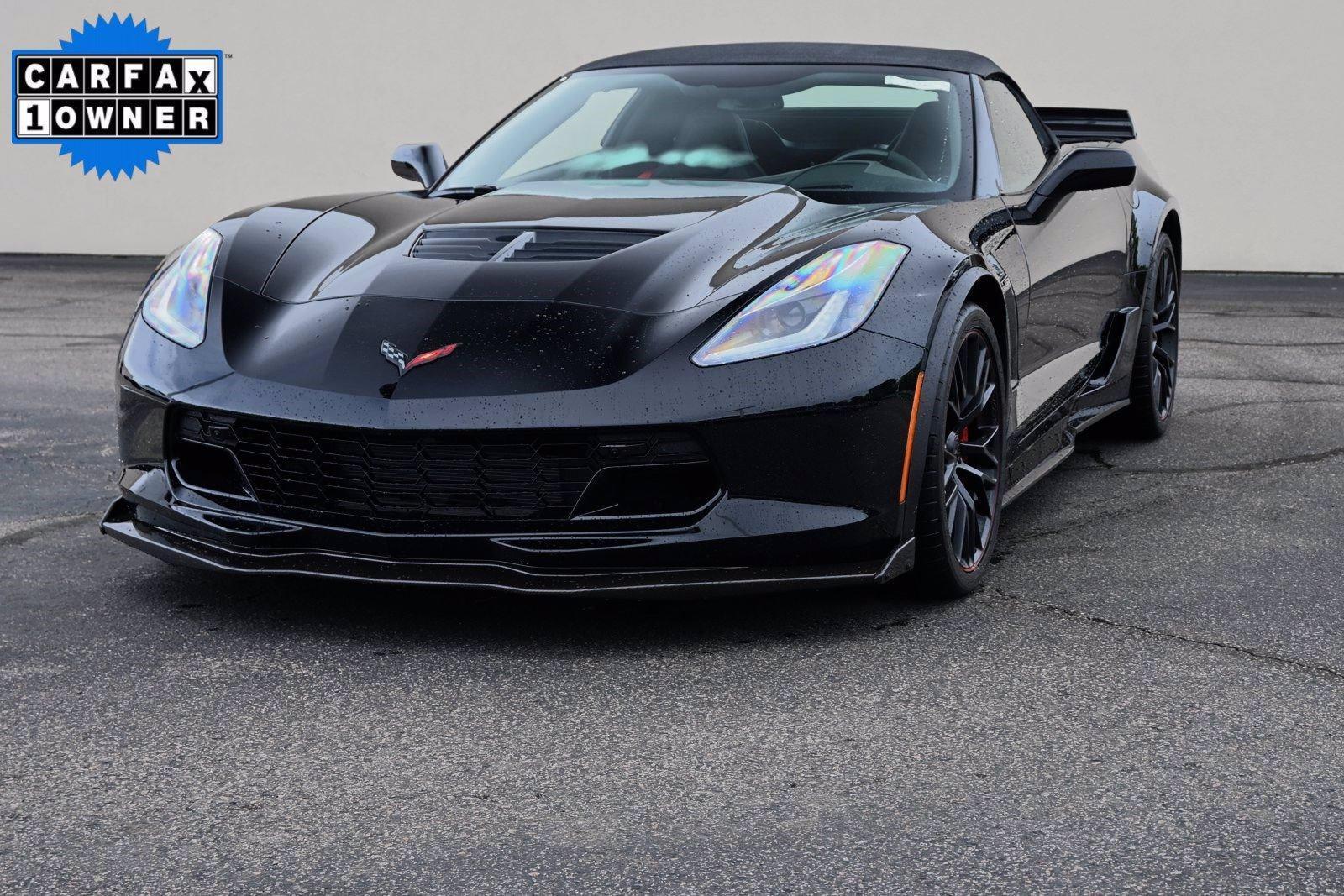 2019 Chevrolet Corvette Vehicle Photo in Norwood, MA 02062