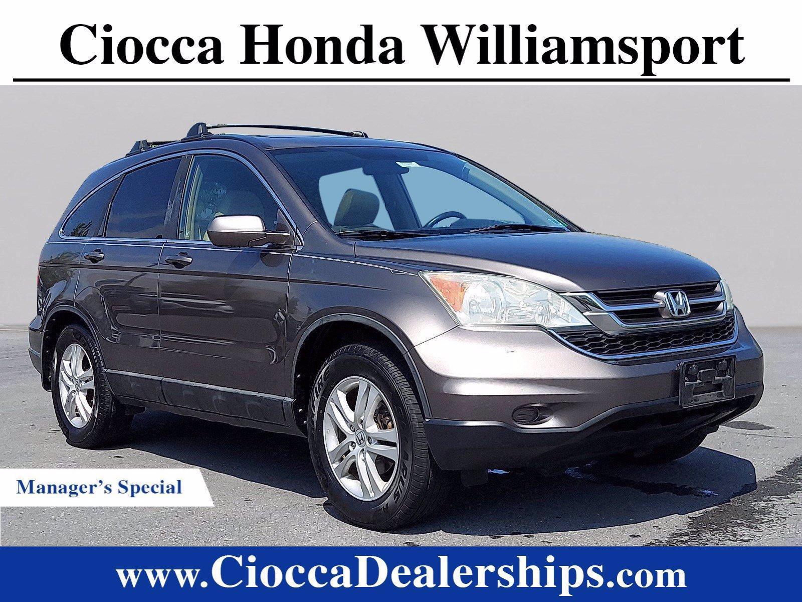 2010 Honda CR-V Vehicle Photo in Muncy, PA 17756