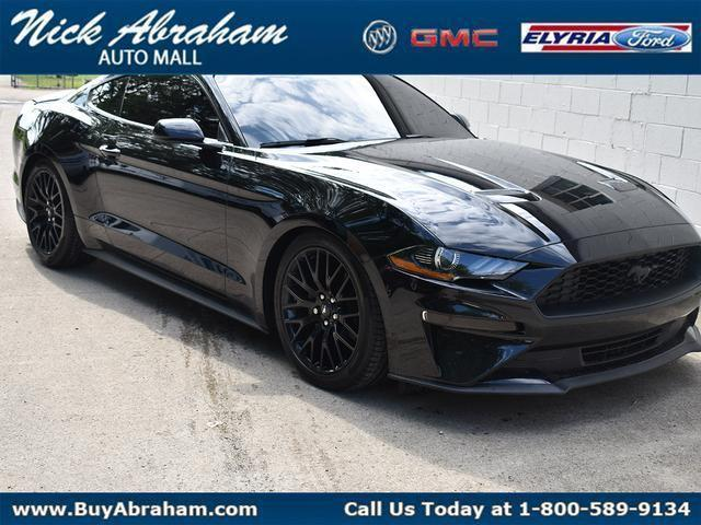 2018 Ford Mustang Vehicle Photo in ELYRIA, OH 44035-6349
