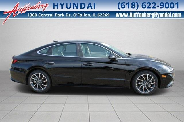 2021 Hyundai Sonata Vehicle Photo in O'Fallon, IL 62269