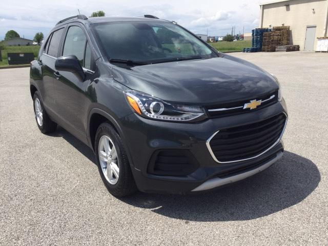 2018 Chevrolet Trax Vehicle Photo in Owensboro, KY 42303