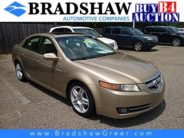 2008 Acura TL Vehicle Photo in GREER, SC 29651-1559