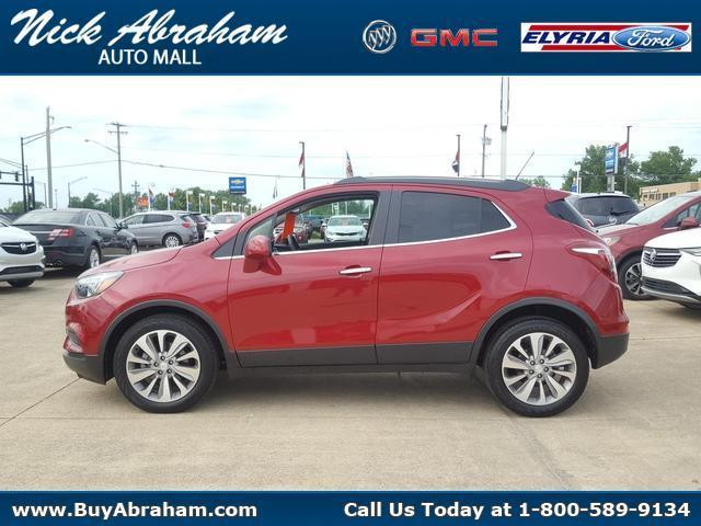 2020 Buick Encore Vehicle Photo in ELYRIA, OH 44035-6349