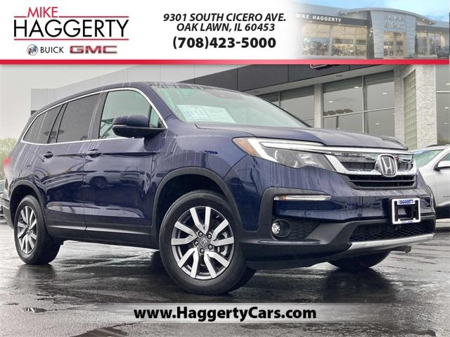 2020 Honda Pilot Vehicle Photo in Oak Lawn, IL 60453-2517