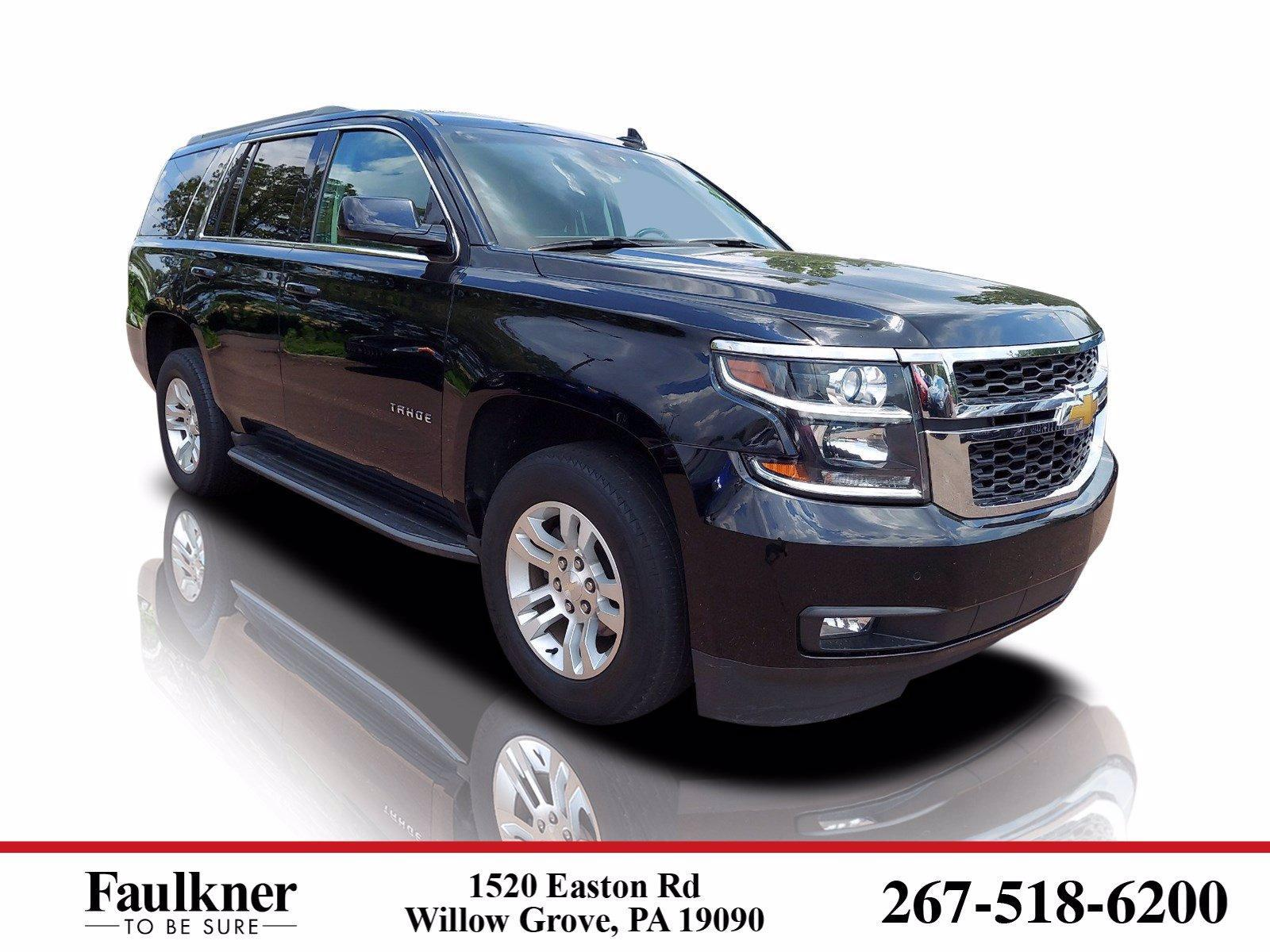 2018 Chevrolet Tahoe Vehicle Photo in Willow Grove, PA 19090