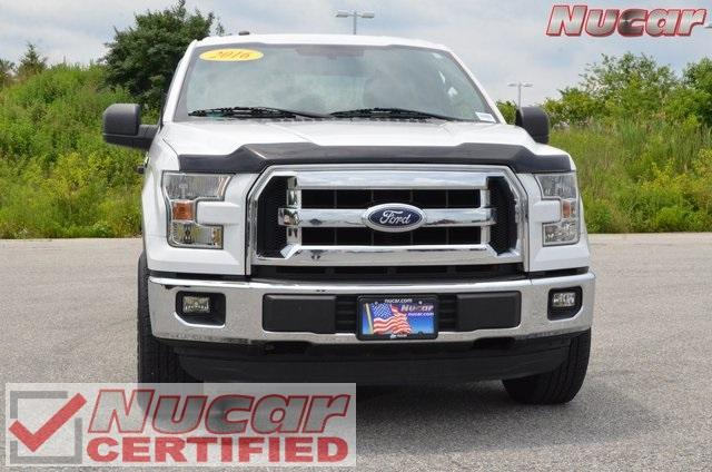 2016 Ford F-150 Vehicle Photo in New Castle, DE 19720