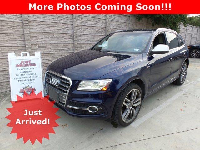 2014 Audi SQ5 Vehicle Photo in San Antonio, TX 78209