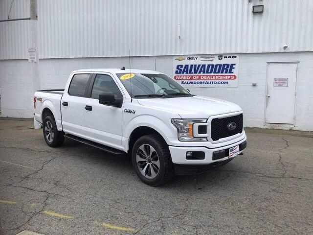 2020 Ford F-150 Vehicle Photo in Gardner, MA 01440