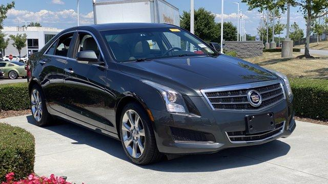 2014 Cadillac ATS Vehicle Photo in Concord, NC 28027