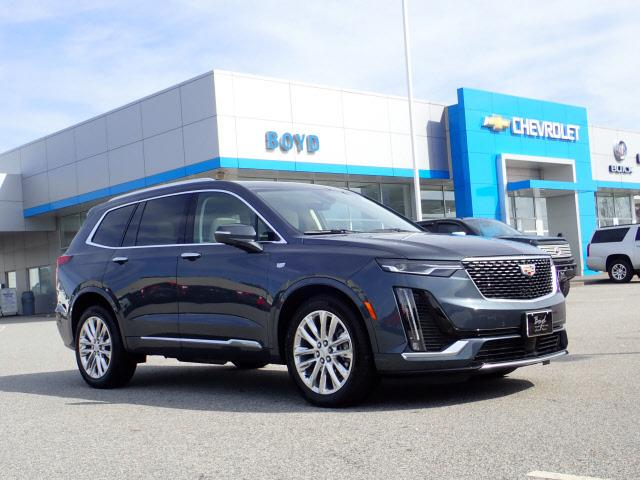2020 Cadillac XT6 Vehicle Photo in Emporia, VA 23847