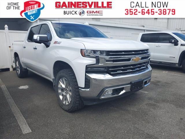 2019 Chevrolet Silverado 1500 Vehicle Photo in Gainesville, FL 32609