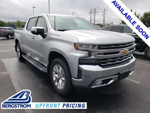 2019 Chevrolet Silverado 1500 Vehicle Photo in Appleton, WI 54913