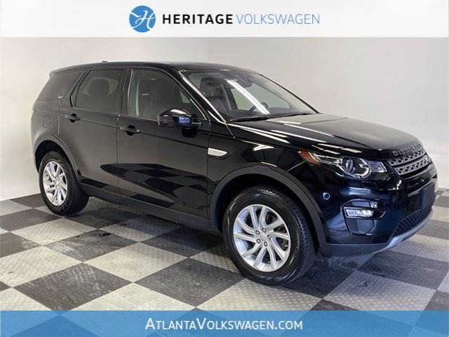 2019 Land Rover Discovery Sport Vehicle Photo in Union City, GA 30291