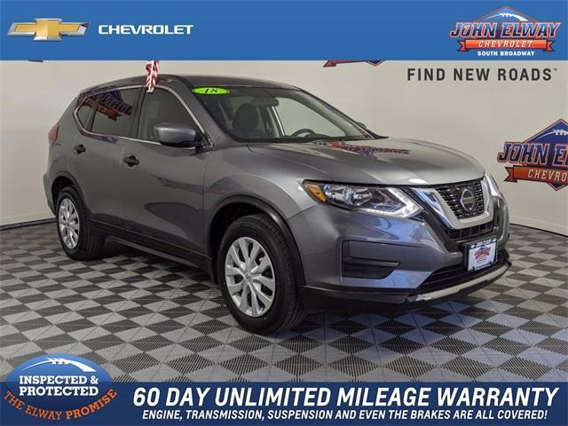 2018 Nissan Rogue Vehicle Photo in Englewood, CO 80113