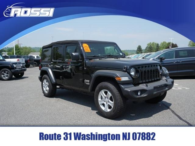 2018 Jeep Wrangler Unlimited Vehicle Photo in Washington, NJ 07882