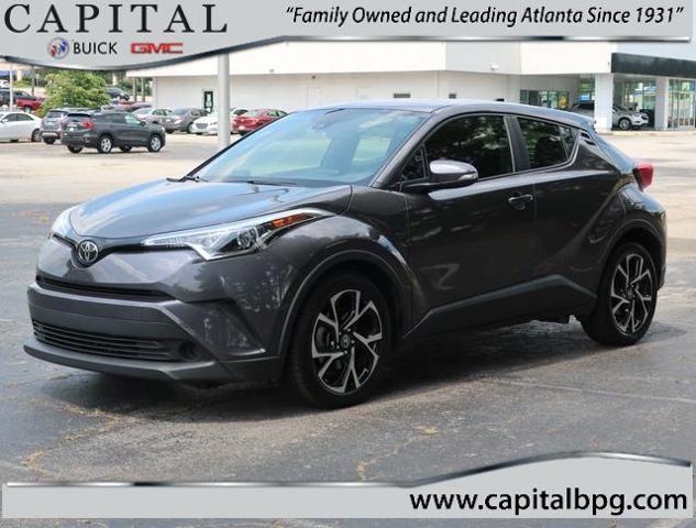 2018 Toyota C-HR Vehicle Photo in Smyrna, GA 30080