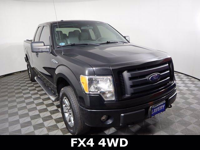 2012 Ford F-150 Vehicle Photo in ALLIANCE, OH 44601-4622