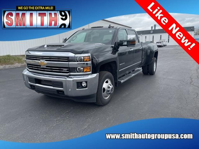 2019 Chevrolet Silverado 3500HD Vehicle Photo in Lowell, IN 46356