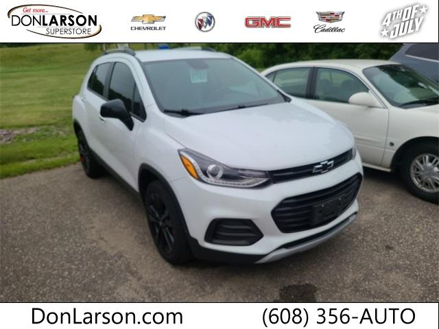 2018 Chevrolet Trax Vehicle Photo in BARABOO, WI 53913-9382