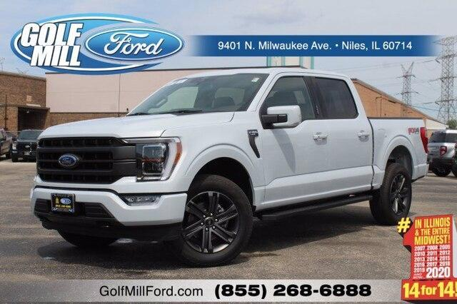 2021 Ford F-150 Vehicle Photo in Plainfield, IL 60586