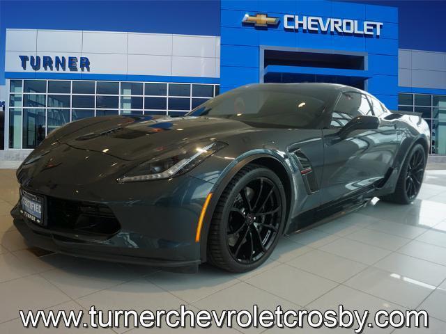 2019 Chevrolet Corvette Vehicle Photo in CROSBY, TX 77532-9157