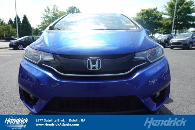 2017 Honda Fit Vehicle Photo in DULUTH, GA 30096