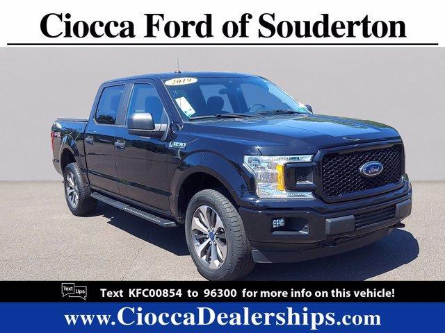 2019 Ford F-150 Vehicle Photo in Souderton, PA 18964-1034
