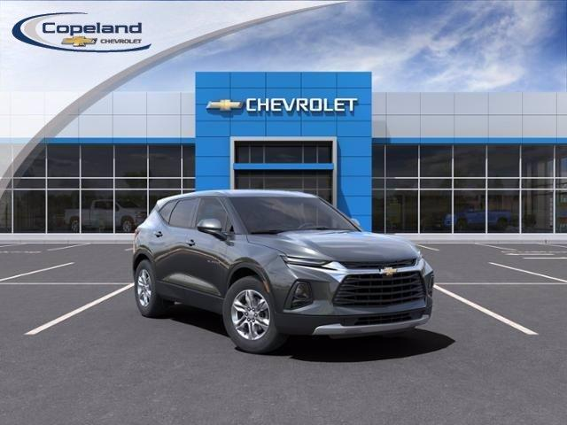 2021 Chevrolet Blazer Vehicle Photo in BROCKTON, MA 02301-7113