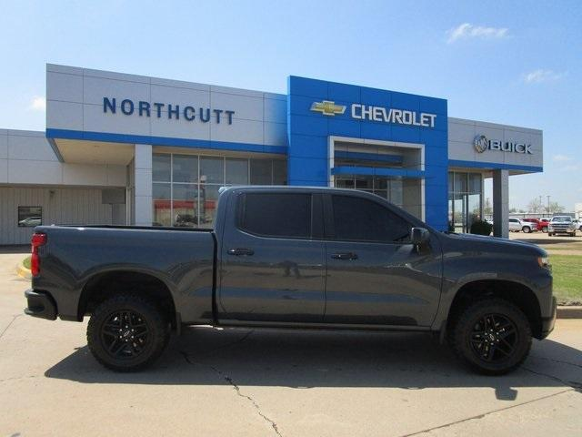 2020 Chevrolet Silverado 1500 Vehicle Photo in Enid, OK 73703