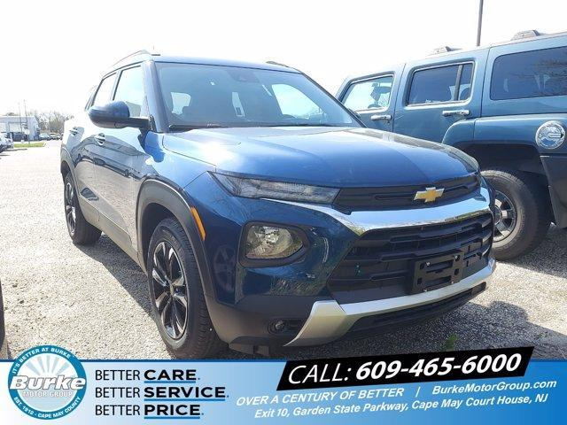 2021 Chevrolet Trailblazer Vehicle Photo in Cape May Court House, NJ 08210