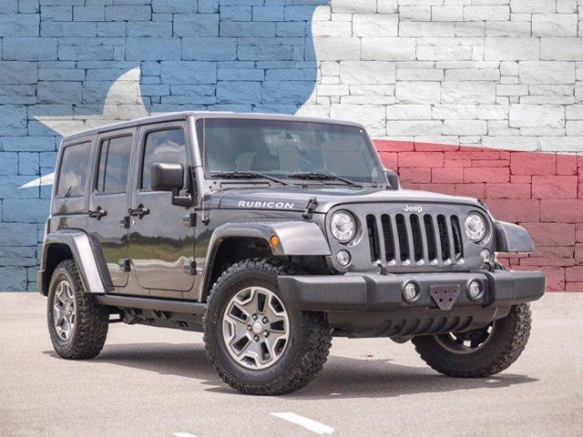2017 Jeep Wrangler Unlimited Vehicle Photo in Temple, TX 76502
