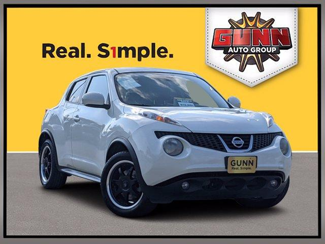 2012 Nissan JUKE Vehicle Photo in San Antonio, TX 78209