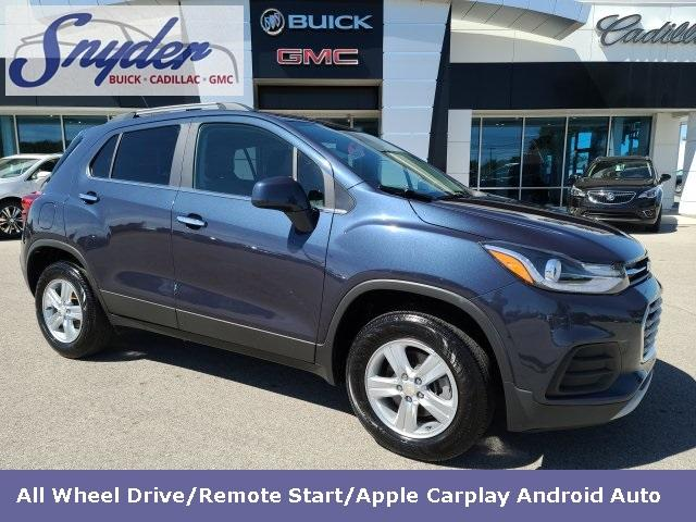 2018 Chevrolet Trax Vehicle Photo in Napoleon, OH 43545
