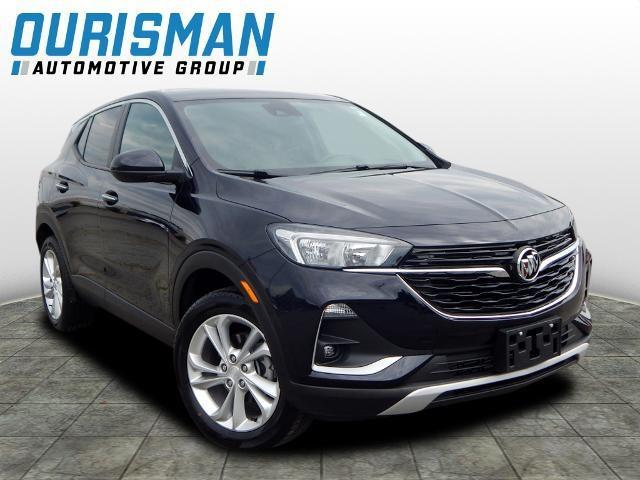 2020 Buick Encore GX Vehicle Photo in Rockville, MD 20852