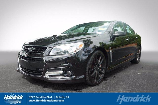 2015 Chevrolet SS Vehicle Photo in DULUTH, GA 30096