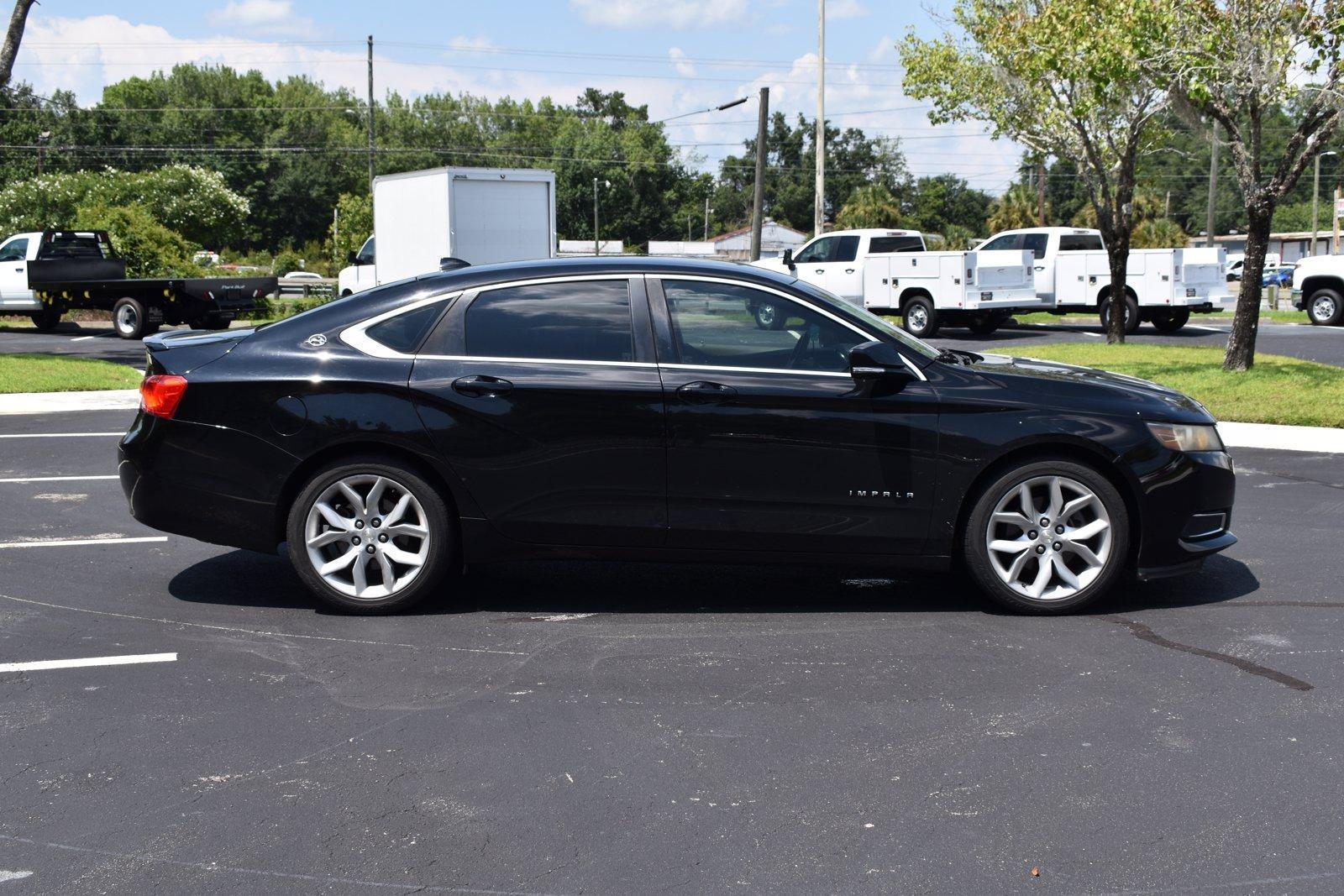 2014 Chevrolet Impala Vehicle Photo in TALLAHASSEE, FL 32304