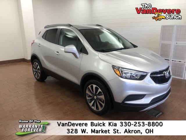 2021 Buick Encore Vehicle Photo in Akron, OH 44303