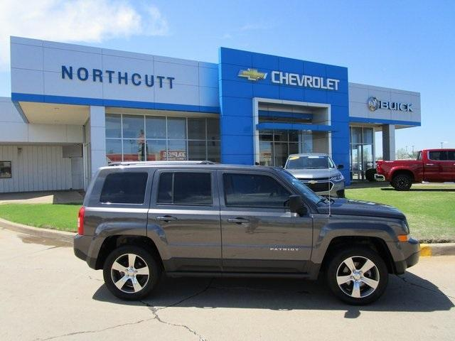 2016 Jeep Patriot Vehicle Photo in Enid, OK 73703