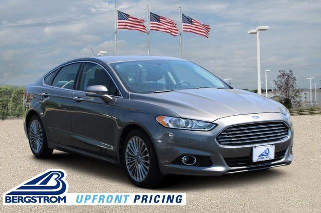 2013 Ford Fusion Vehicle Photo in Middleton, WI 53562