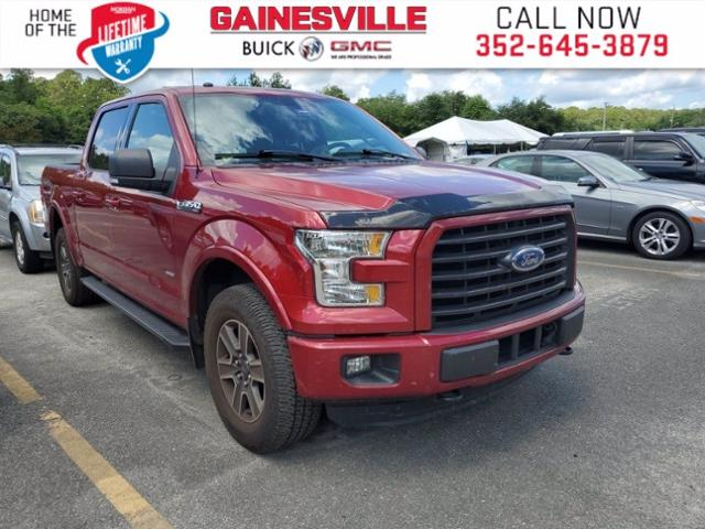 2016 Ford F-150 Vehicle Photo in Gainesville, FL 32609