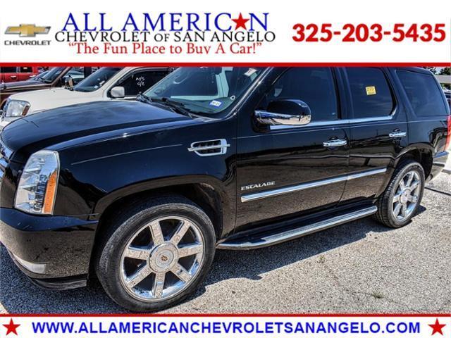 2014 Cadillac Escalade Vehicle Photo in SAN ANGELO, TX 76903-5798