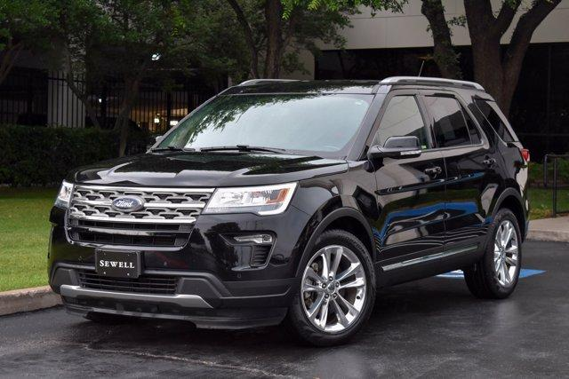 2018 Ford Explorer Vehicle Photo in Dallas, TX 75209