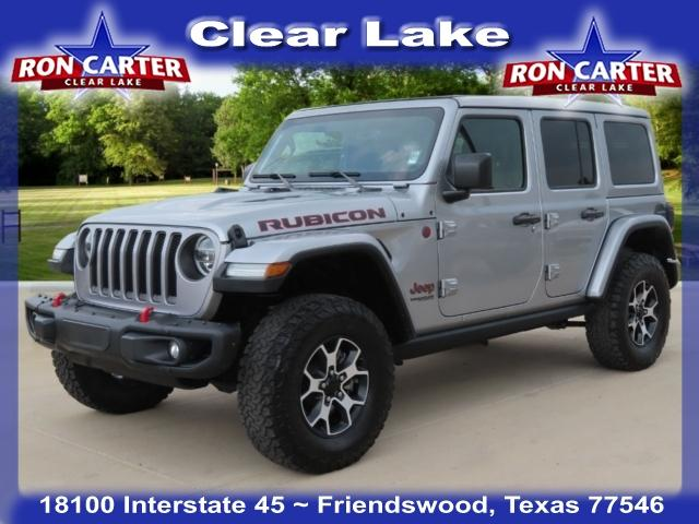 2020 Jeep Wrangler Unlimited Vehicle Photo in Friendswood, TX 77546