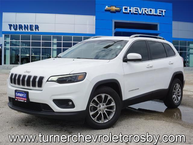 2019 Jeep Cherokee Vehicle Photo in CROSBY, TX 77532-9157