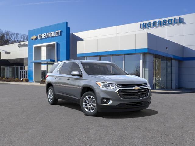 2021 Chevrolet Traverse Vehicle Photo in Danbury, CT 06810